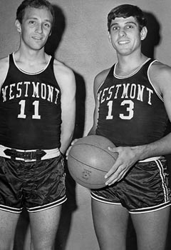 Unknown Westmont Basketball Player 1960s